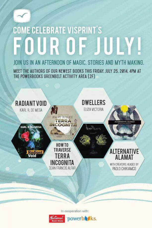 FOUR OF JULY - The Launch of