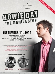 Howie Day Poster_revised
